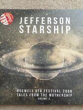 Jefferson Starship Roswell UFO Festival Vol 2 RSD 16 2 X lp vinyl FACTORY SEALED