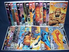 Fantastic Four #51 - #75 Vol 3 Marvel Comics  with Bag and Board #480 - #504