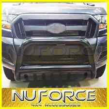 FORD RANGER PX2 (2015 - 2017) - NUDGE BAR / GRILLE GUARD (BLACK)