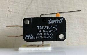 Micro  Switches  tend  TMV161-C x5pcs TEND