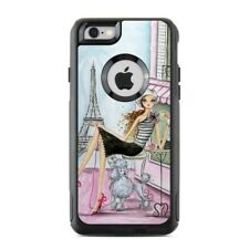 Skin for Otterbox Commuter iPhone 6/6S - Cafe Paris - Sticker Decal