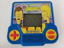 TALKING MTV Beavis and Butthead 1994 Tiger Electronics Handheld LCD GameWORKS !