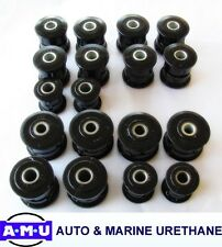 QLD MADE Fr & R Suspension Arm Bush Kit  STD Lift Fits Toyota Landcruiser 80/105