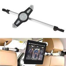 360° Rotating Car Seat Headrest Holder Mount For iPad Samsung Lenovo LG Tablet