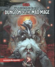 Dungeons & Dragons - Waterdeep - Dungeon of the Mad Mage - Adventure Module