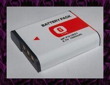 ★★★ 1500 mAh ★★★ Batterie Rechargeable NP-BG1/FG1 Pour SONY Cyber-shot DSC-W30