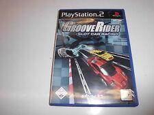 PlayStation 2 ps2 Groove Rider-slot Car Racing