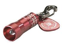 Streamlight 73005 Red Nano Keychain LED Flashlight