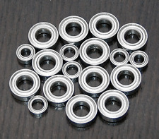 (18pcs) DURATRAX RAZE Metal Sealed Ball Bearing Set