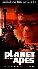 Planet of the Apes - Legacy Box Set (Vhs, 1998, 5-Tape Set, Widescreen)