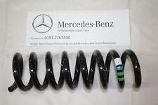 Genuine Mercedes-Benz REAR Suspension Coil Spring - ALL Models