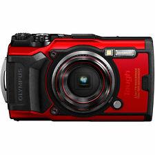 Olympus Stylus Tough Tg-6 Red - 12mp Camera