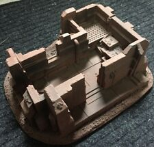 WARHAMMER 40k SCENERY (2), INQUISITOR 54mm SCALE, RARE ITEMS!