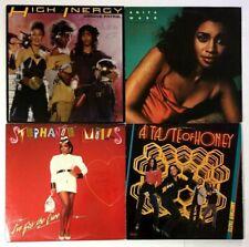 Modern Soul Funk LP Lot Groove Patrol Stephanie Mills Taste of Honey Breaks VG+