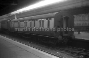 Birmingham Snow Hill GWR Toplit Parcels Van 1137 18.4.59 Railway Negative RN110