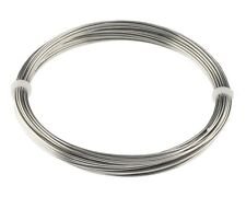 Hole 0.60 MM Of 100 #316L Pkg 2 MM Stainless Steel Smooth Seamed Beads