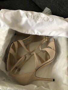 Genuine jimmy Choo Size 6