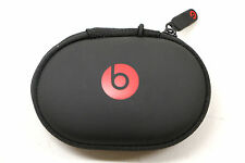 Genuine Beats by Dr. Dre Powerbeats 2 and 3 Earbud Carrying Case - Black/Red