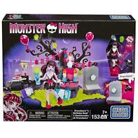 Mega Bloks Construction Toy DPK36 Monster High Draculaura's Birthday Bash Set