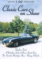 CLASSIC CARS ON SHOW - DVD - REGION 2 UK