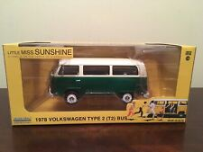 Greenlight Hollywood Little Miss Sunshine 1978 VW Bus Green Machine Chase 1/24