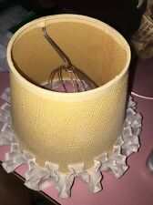 Yellow Mini Lamp Shade