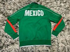 NIKE Mexico National Team Soccer Warmup Jacket N98 World Cup Green Mens M