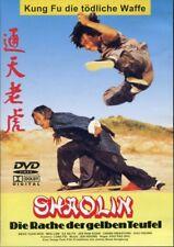 Shaolin - la venganza de la amarillos Diablo Películas usado