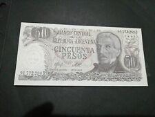 Argentina 50 Pesos 1976 UNC