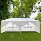 3X3/6/9M Heavy Duty Gazebo Marquee Canopy Waterproof Garden Patio Party Tent