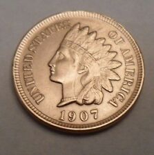 1907 P Indian Head Cent / Penny *AG OR BETTER*  **FREE SHIPPING**