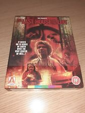 The Last House On The Left Limited Edition 3 Disc Blu Ray Box Set ARROW VIDEO