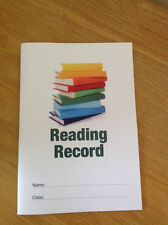 High quality reading record books to record child's reading progress ..