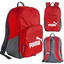 Puma Phase Backpack Gym Kit College School Sports Training Travel Bag Rucksack