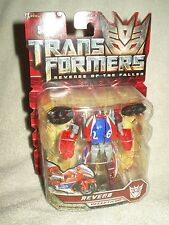 Transformers Action Figure Reverb ROTF Scout/Commander Class 5 inch