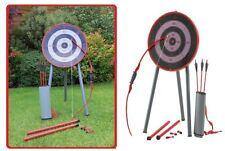 Jardín juego de tiro con arco Juego al Aire Libre Diversión Arco Flechas Target Soplete de & Dardos Fiesta