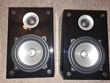 New listing Pinnacle speakers Bd500ow pair in original box, packaging and paperwork