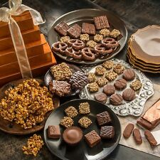 Rocky Mountain Chocolate Factory Deluxe Tower Gift Basket