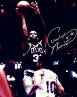 Cedric Maxwell Signed Autographed 8X10 Photo Celtics Road Jump Shot w/COA