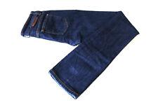 REVIEW Damen Jeans Größe W 27 blau (U1/254)