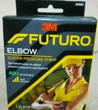 Futuro Elbow Custom Pressure Strap FIRM Support ADJUSTABLE