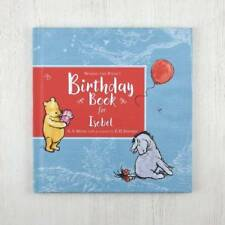 Personalised Childrens Book Winnie-the-Pooh's Birthday Book Gift Boxed Birthday