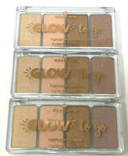 (3) Essence Glow To Go Highlighter Palette NIP 01 - Sunkissed Glow