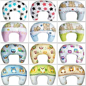 ✅ BABY NURSING BREASTFEEDING MATERNITY PILLOW BACK SUPPORT ✅ Removable cover
