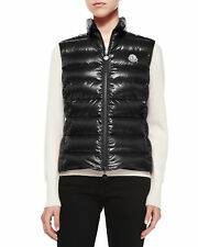 Moncler Ghany Shiny Quilted Puffer Vest Size : 5 (XXL) *Authentic*