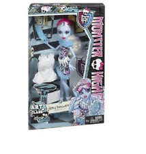 NIB~MONSTER HIGH~ABBEY BOMINABLE BARBIE NEW SEALED IN BOX