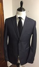 $995 Z Zegna Beautiful Multi Plaid Navy Blazer Sz 40R **2017** 75% OFF!!!!