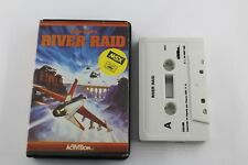 Msx river raid complete spanish version case