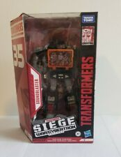 Transformers Siege War For Cybertron Trilogy Soundblaster New In Box Sealed READ