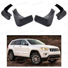 4Pcs Car Mud Flaps Splash Guard Mudguard for SUV Jeep Grand Cherokee 2011-2016